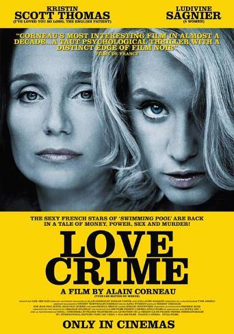Love Crime Masterprint