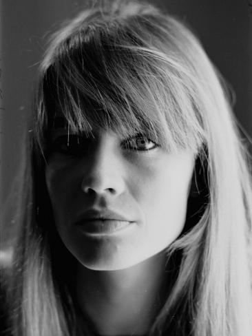 Françoise Hardy Fotografisk trykk