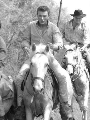 Johnny Hallyday, June 6, 1963 Fotografisk trykk