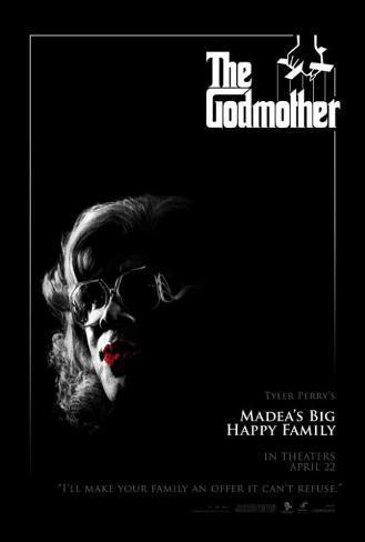 Madea's Big Happy Family - The Godmother Mestertrykk