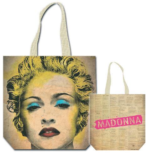 Madonna Indkøbstaske