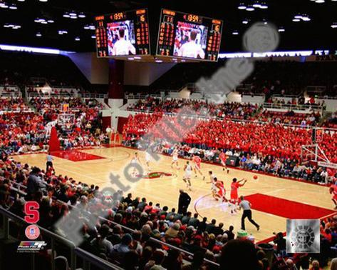 Maples Pavilion Stanford University Cardinals 2007 Foto
