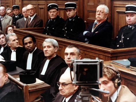 Jean Gabin: L'Affaire Dominici, 1973 Fotografisk tryk
