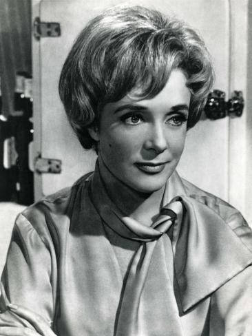 Micheline Presle: Le Baron de L'Écluse, 1960 Fotografisk tryk