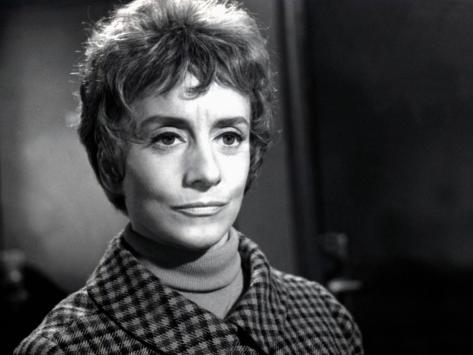 Suzanne Flon: Sous Le Signe Du Taureau, 1968 Fotografisk trykk