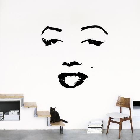 Marilyn Veggoverføringsbilde