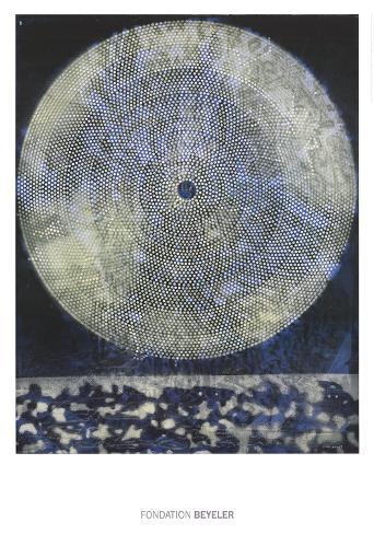Birth of a Galaxy Kunsttrykk