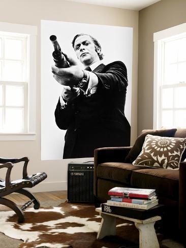 Michael Caine Giant Art Print