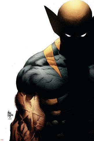 Wolverine: Origins No.28 Cover: Wolverine Plakat