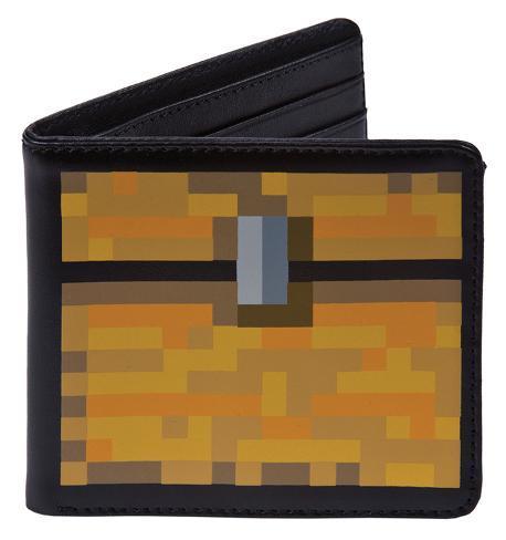 Minecraft - Chest Wallet Pung