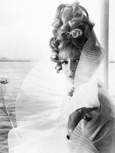Modesty Blaise, Monica Vitti, 1966 Foto