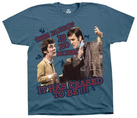 Monty Python - Dead Parrot T-skjorte
