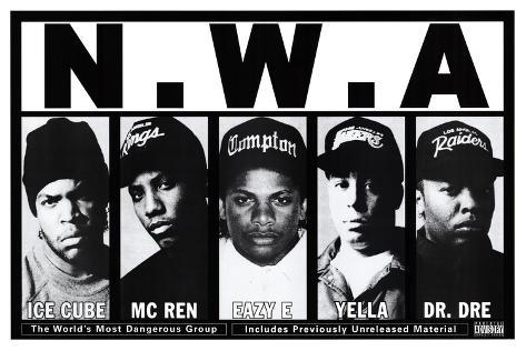 N.W.A Plakat