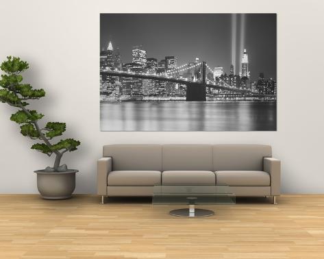 New York City, Staten New York, USA Giant Art Print