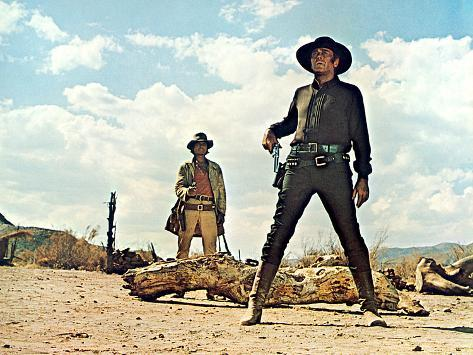 Once Upon A Time In The West, Charles Bronson, Henry Fonda, 1968 Foto