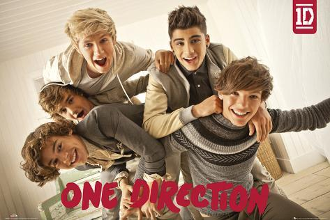 One Direction-Group Plakat