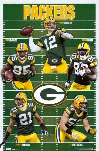 Packers Plakat