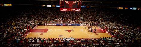 NBA Finals Bulls vs Suns, Chicago Stadium, Chicago, Illinois, USA Fotografisk trykk