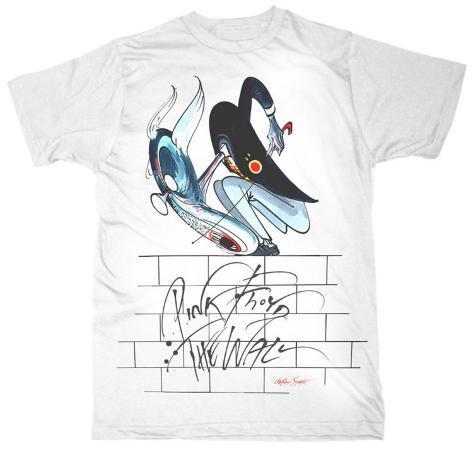 Pink Floyd, Læreren T-Shirt