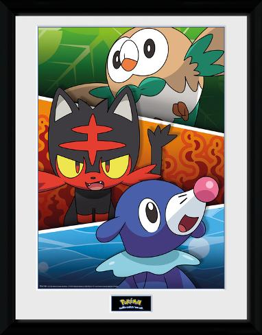 Pokemon - Alola Partners Samletrykk