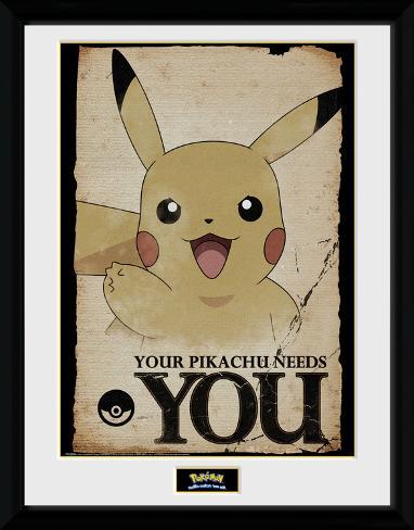 Pokemon - Pikachu Needs You Samletrykk