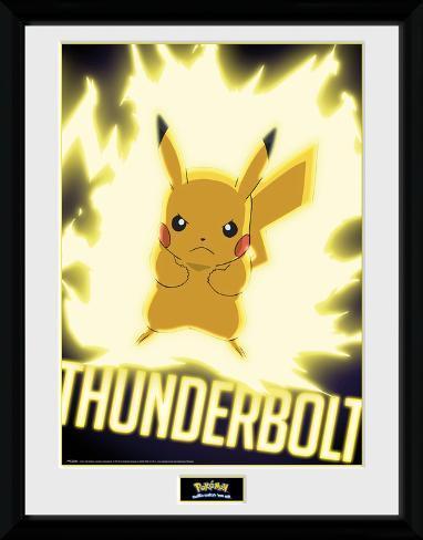 Pokemon - Thunder Bolt Pikachu Samletrykk