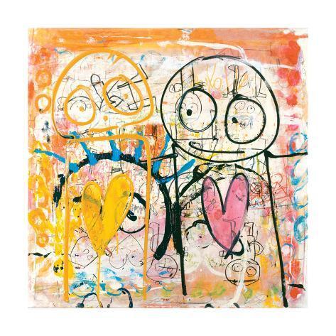 I Really Love You Kunsttryk