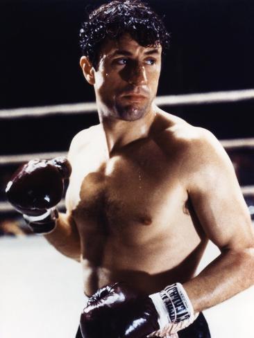 Raging Bull, Robert De Niro, Directed by Martin Scorsese, 1980 Foto