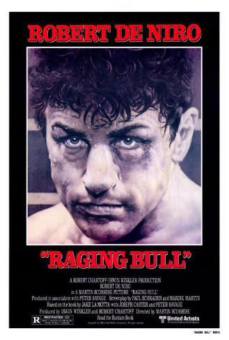 Raging Bull Plakat