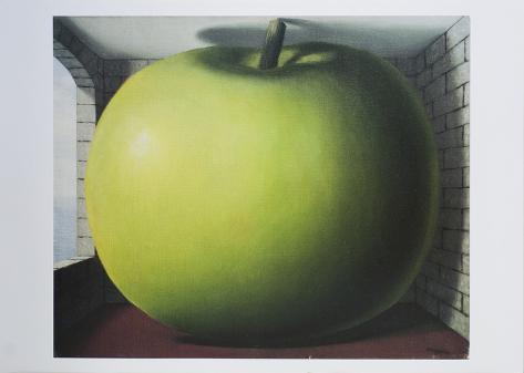 La Chambre D'Ecoute, 1958 Kunsttrykk