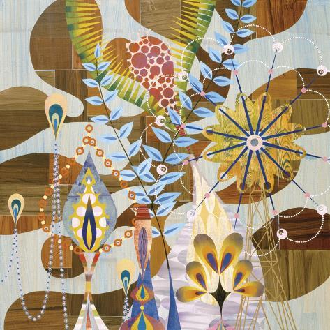 Strigosa (detail) Kunsttrykk