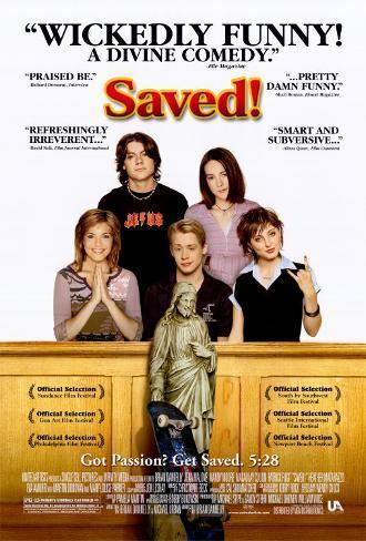 Saved Dobbeltsidig plakat