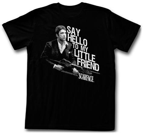 Scarface - Little Buddy T-Shirt