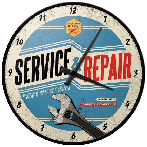 Service & Repair - Wall Clock Ur