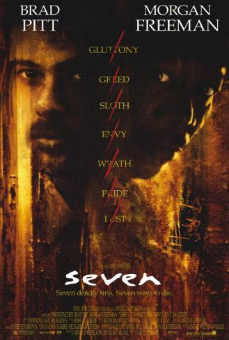 Seven Plakat