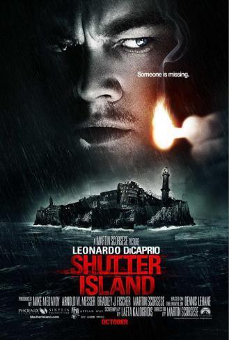 Shutter Island Plakat