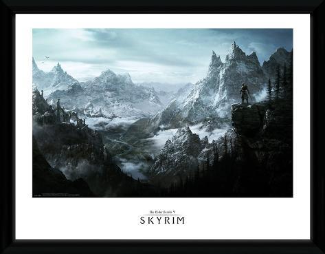 Skyrim - Vista Samletrykk