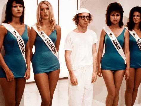 Sleeper, Woody Allen, 1973 Foto