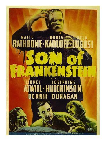 Son of Frankenstein, 1939 Anden