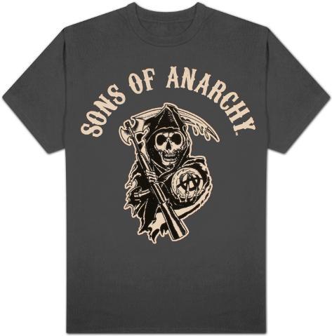 Sons of Anarchy - Logo T-skjorte