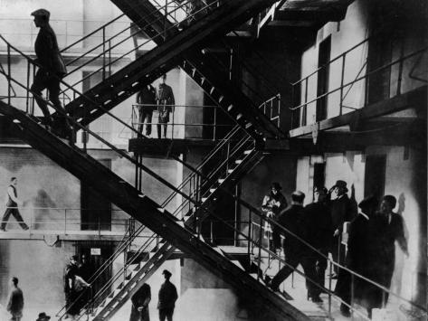 Spione, 1928 Fotografisk trykk