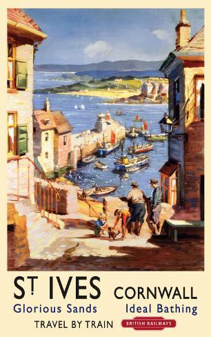 St Ives Blikskilt