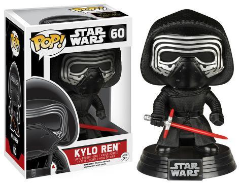 Star Wars: EP7 - Kylo Ren POP Figure Leke