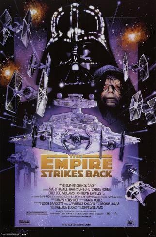 Star Wars - Episode 5 Plakat