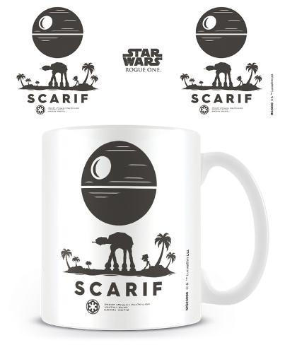 Star Wars Rogue One - SCARIF Symbol Mug Krus