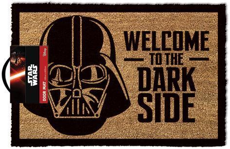 Star Wars - Welcome To the Darkside Door Mat Sjove ting