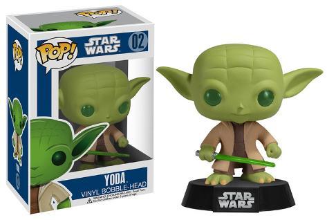 Star Wars - Yoda POP Figure Leke