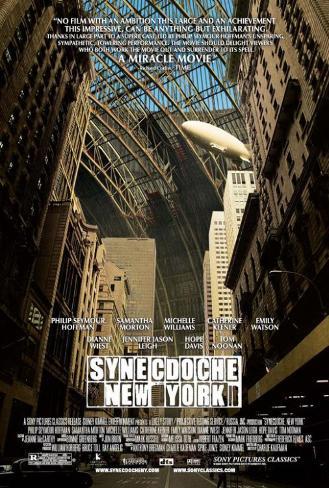 Synecdoche, New York Plakat