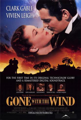 Tatt av vinden Mestertrykk
