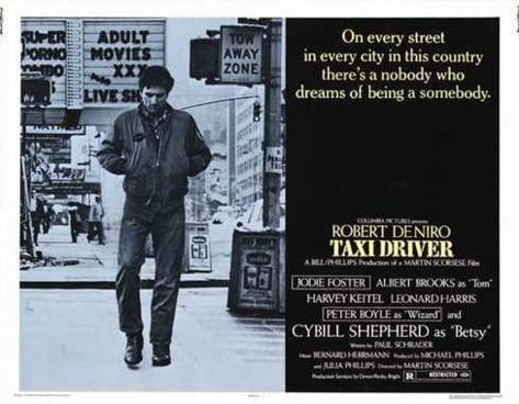 Taxi Driver Mestertrykk